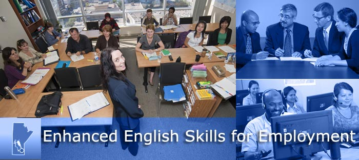 Enhanced English Skills for Employment